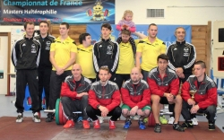 Equipes masculines Nationales II